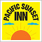 South:  Pacific Sunset inn