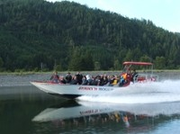 Jet Boat Excursions